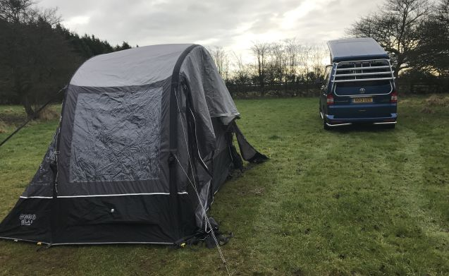 Cool VW T5 Camper