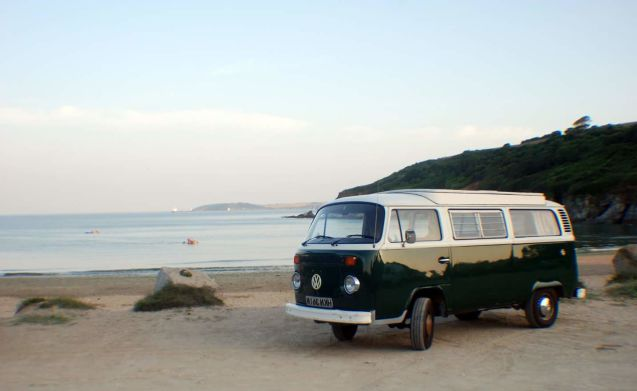 Lola – Lola de klassieke VWT2 campervan