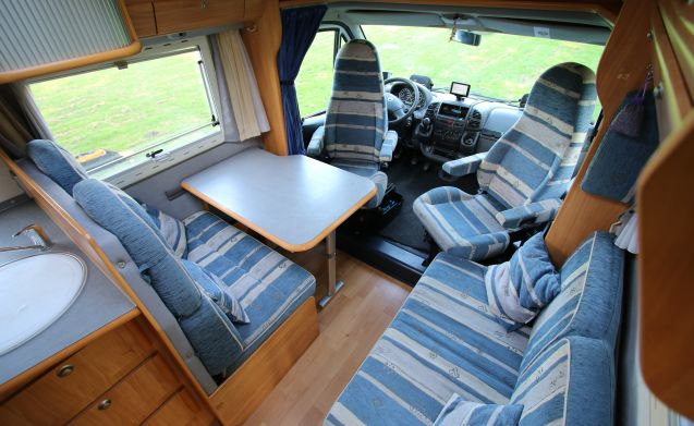"""Follow Your Dream – """"Follow Your Dream"""" with a luxury tough camper?"""