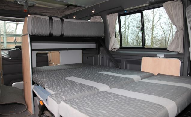 Westfalia Nugget – The ultimate motorhome experience