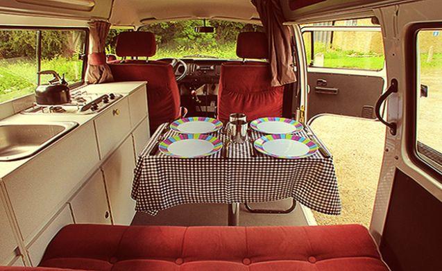 Tizer – Tizer VW T2 Bay camper