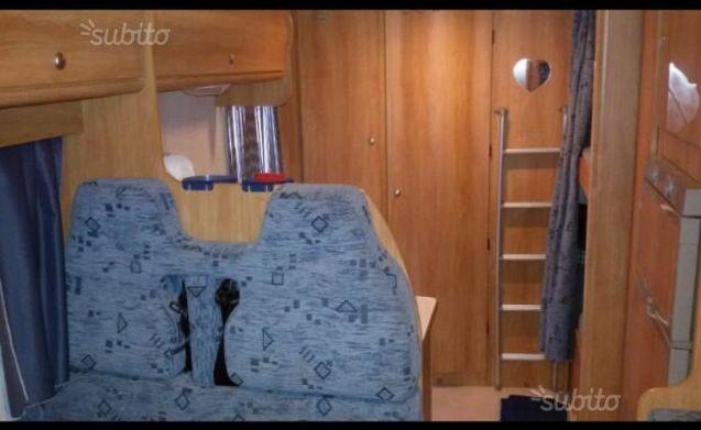 Mansardato RIMOR NG6 7 Posti – Zolder Rimor NG6 7 stoelen