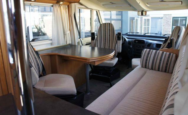 Starline 510 – Hymer Starline 510 Integral
