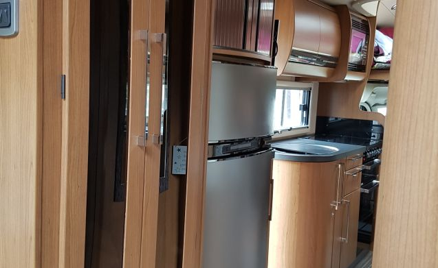 Autotrail Scout 6 berth