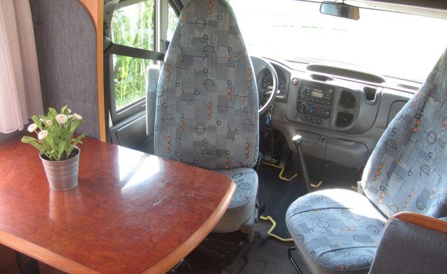 Ford Transit Hobby – Ford Hobby T 550 FS