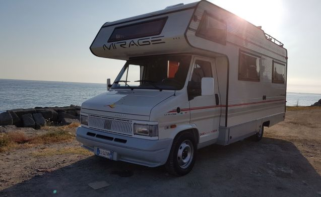 Camper ducato mirage 2.5.turbo diesel