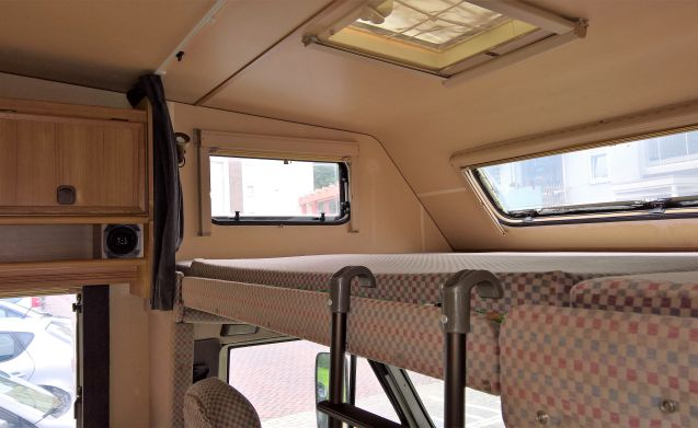 Fiat LMC Liberty  – Cozy camper Fiat LMC Liberty for 6 people