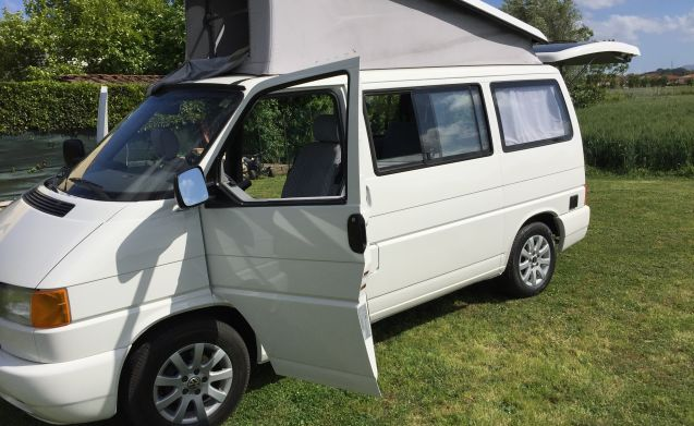 Legende vw t4 2,4 d westfalia robust und kompakt