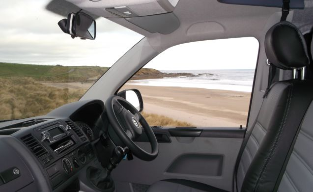 Skye – Our Luxury 2 Berth VW Campervan is Ideal For Couples or Friends