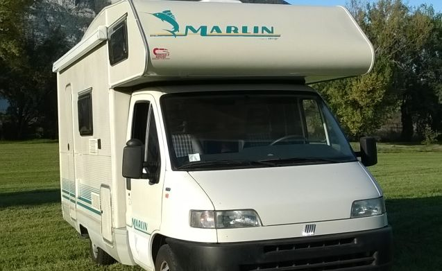 MARLIN – ELNAGH MARLIN 58: compact, spacious, quick and easy to handle !!!
