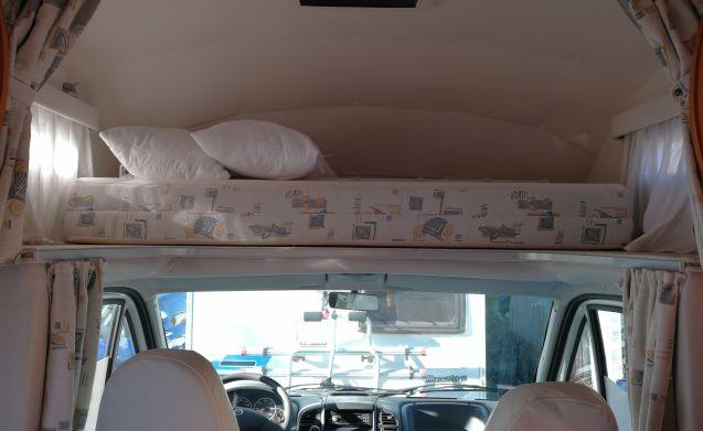 MIRAGE FIVE STARS – Ausgestattete, komfortable Cozy Camper