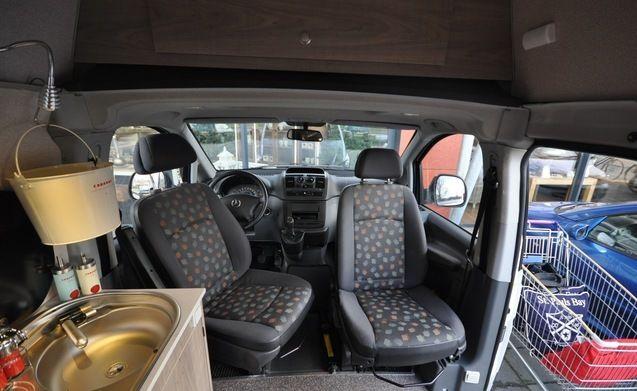 Type 3a – Avontuurlijke en compacte Mercedes Vito