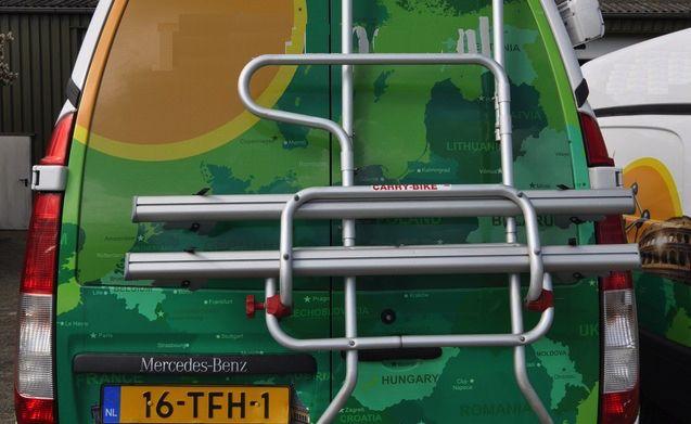 Type 3 – Unique trendy compact bus camper