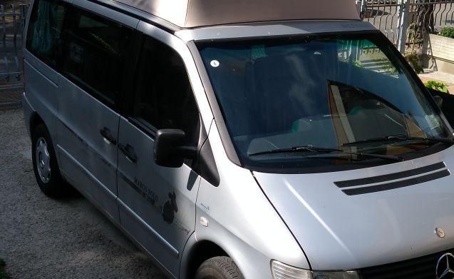 Gatteo – Mercedes Westfalia Marco Polo