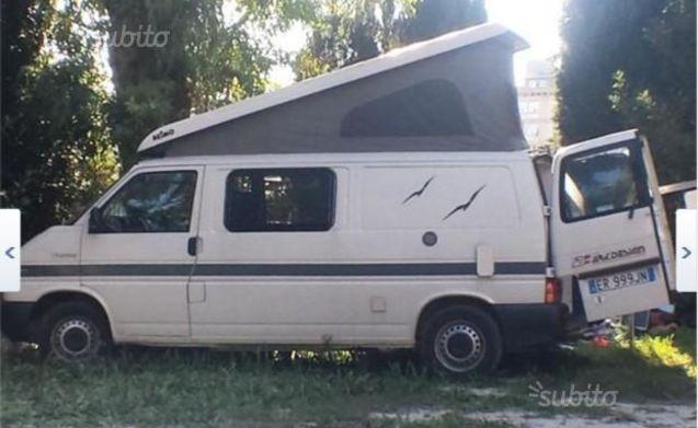 Roma – Volkswagen Westfalia REIMO Arkdesign