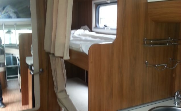 Rimor Koala 50 – Motorhome Rimor Koala 50 (6 places), fully travel-ensured