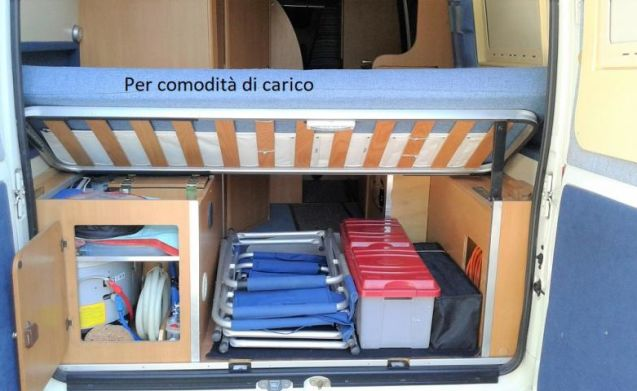 Firenze – Fiat Ducato - Trigano Eurocamp 2