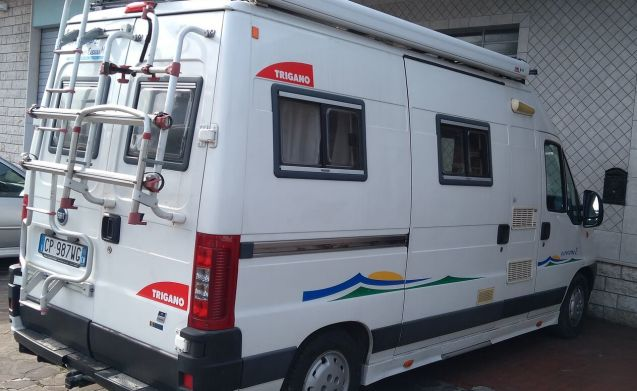Milano – Fiat Ducato - Trigano Eurocamp 2