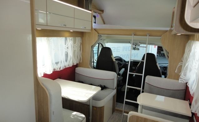 Our 7-seater Camper