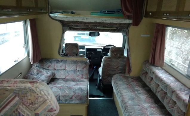 Chardonnay – VW T4 SWIFT ROYAL 550 5 BERTH 1994