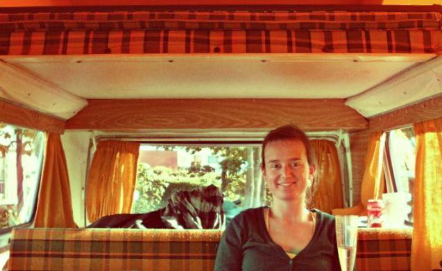 huur een originele hippiebus westfalia camper!!