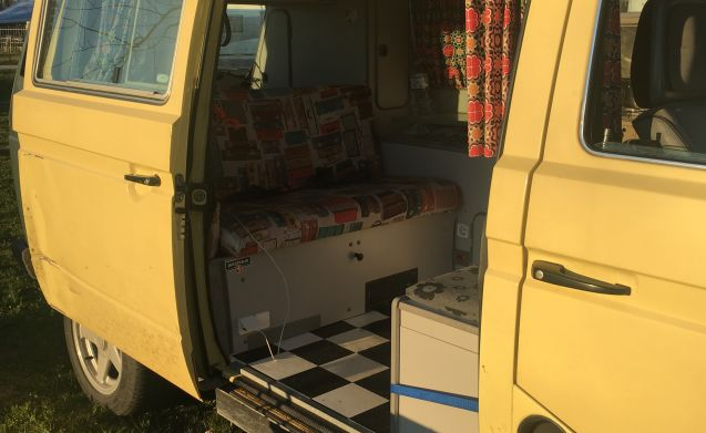 Garda – Volkswagen transporter Westfalia t3 camper