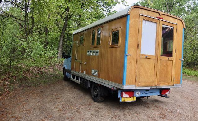 Tatanka – Modern Pipo car for all your dream destinations !!