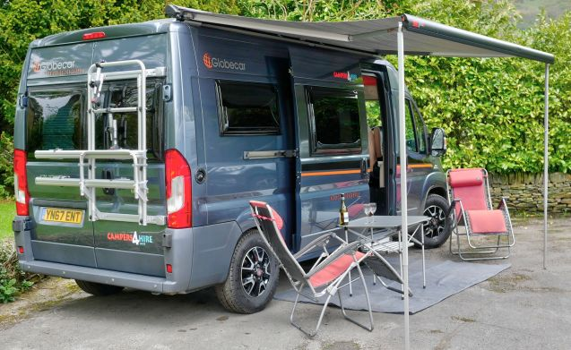 Globescout LWB Two Berth Camper 2018