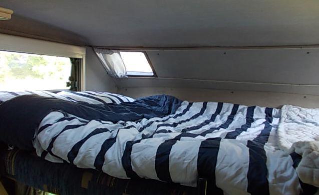 Cheetah – Vakantie kriebels? Leuke Karmann Cheetah camper te huur!