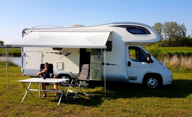 Giotti – Family camper for the lover book longer than your discount!