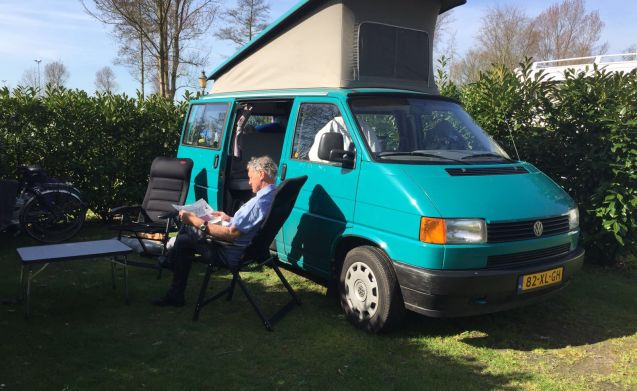 Vw westfalia California bus camper T 4 with max.4 sleeping places