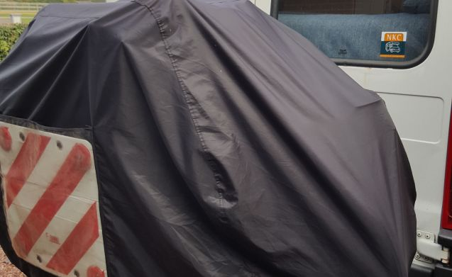 Witte Raaf – Super pratico bus camper