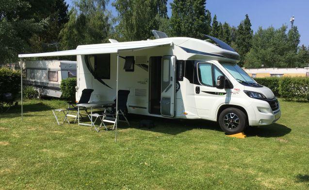 Chausson Best Of Weclome 718XLB bouwjaar 2017