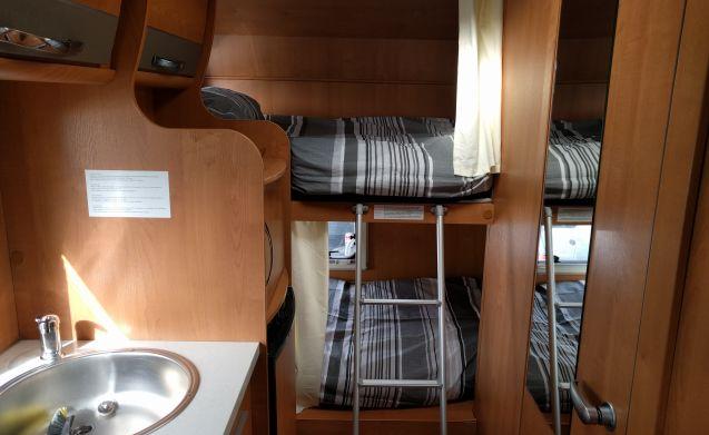 Fiat 2012 - 6 Schlafplätze