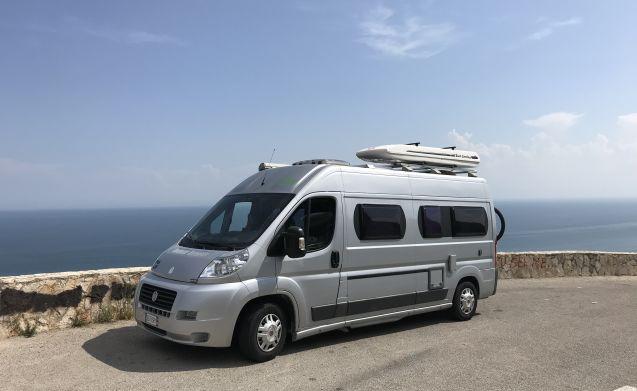 Puglia Westfalia Rent Camper Van in Puglia