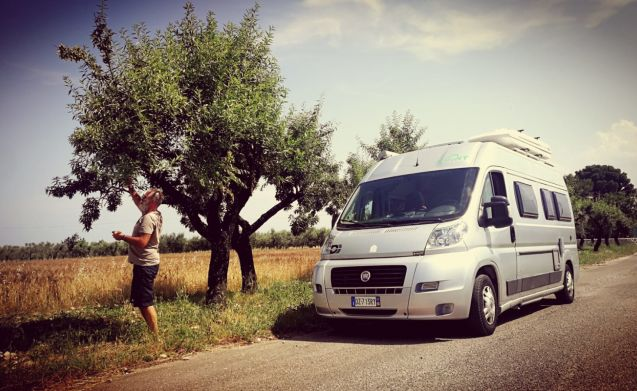 Puglia Rent Westfalia Camper Van in Puglia