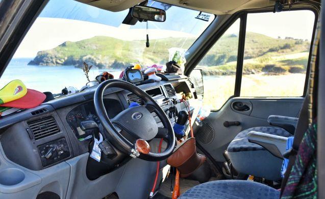 Ford Transit camper VAN