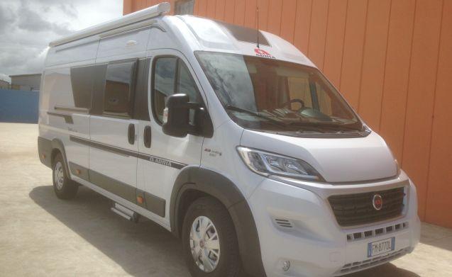 Twin 640 SPX – Nuovissimo furgone Adria