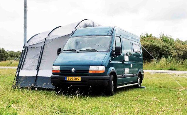 Renault Garage Groningen : Rent this renault motorhome for 2 people in groningen from u20ac54.00