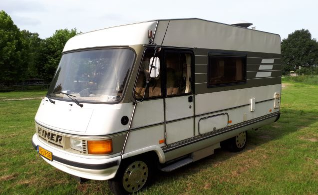 Beautiful Hymer 544 for rent