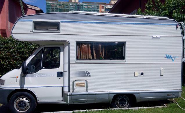 Camper Mobilvetta Skipper 54