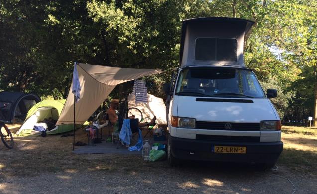 T4 – Delicious compact T4 Westfalia California camper