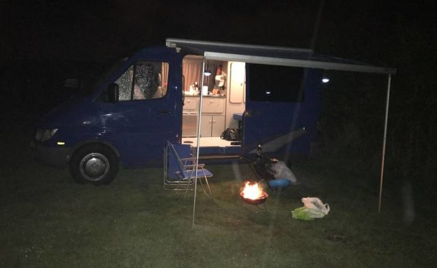 MILLIE - Mercedes Sprinter Campervan SWB