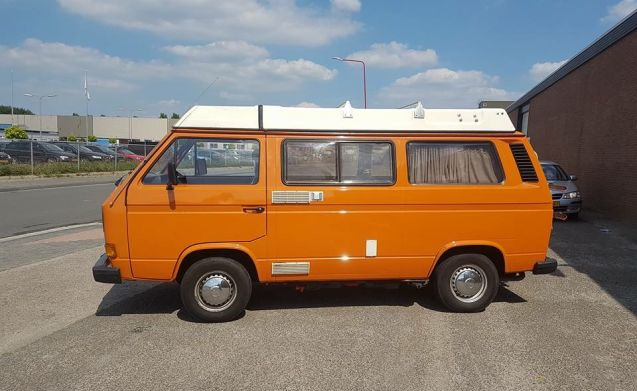 BOB-Mobiel – The BOB-Mobile VW T3 (with heating)