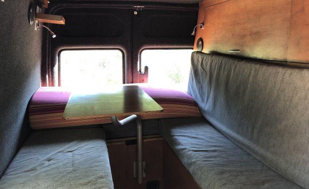 Sehr schönes, kompaktes Mobilheim für 2 Personen