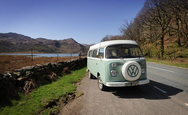 Bessie – Snowdonia Classic Campers