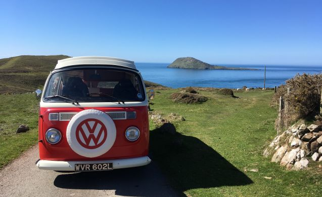 Poppy - Snowdonia Classic Campers