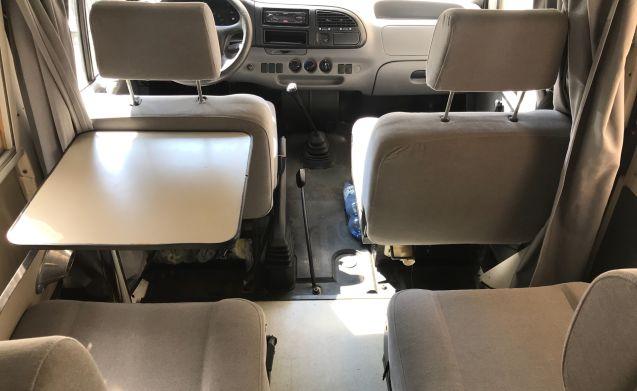 Solaria – Camper puro Ford Transit solaria