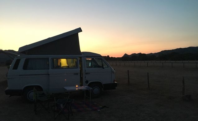 Rent This Westfalia Motorhome For 4 People In Cannigione From 95