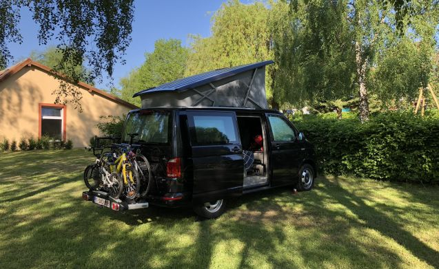 ZupervanZ – compacte VW California Ocean